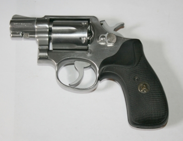 "Revolver Smith & Wesson Mod.64-2 stainless Kal.38 Spl.  2""-Lauf"