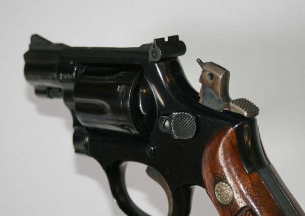 "Revolver Smith & Wesson Mod.15-3 Kal.38 Spl.  2""-Lauf"